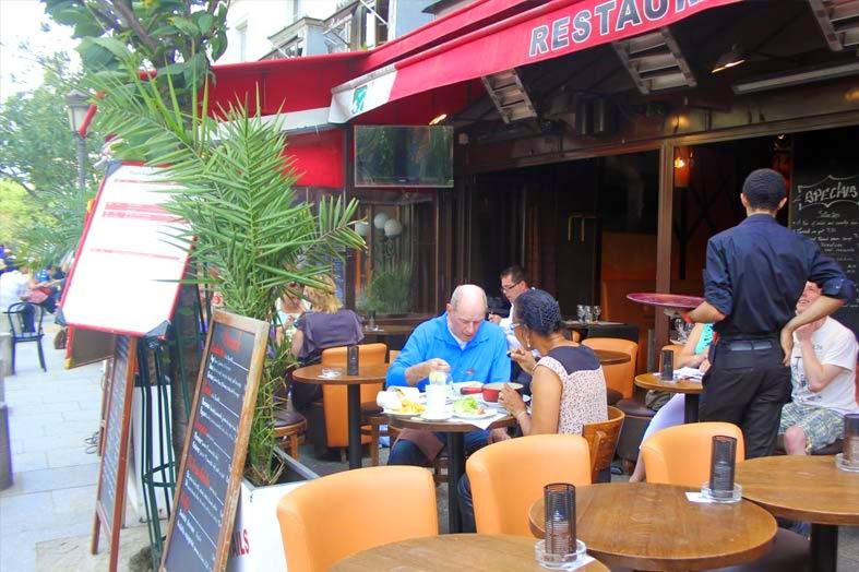 Restaurant La Bucherie
