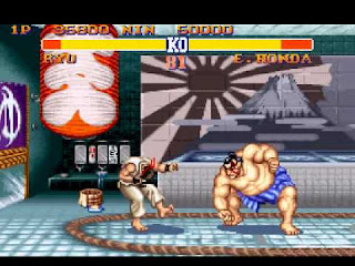 Street Fighter 2 para SNES