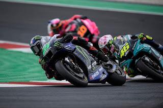 Klasemen MotoGP 2021 Terbaru Setelah Bagnaia Juarai GP Misano