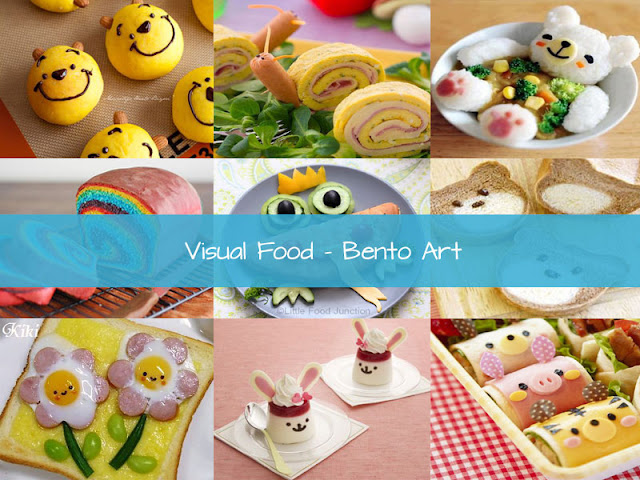 Box Bento e Idee di Visual Food