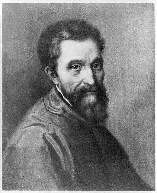 Who is Michelangelo ?