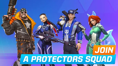 Protectors: Shooter Legends DOWNLOAD