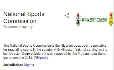 National Sports Commission Recruitment Login 2018/2019 | (NSC) See How To Apply