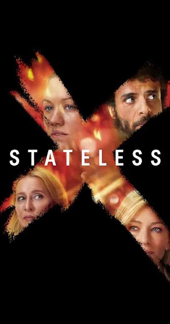 "Stateless TV series  trailer ""Cate Blanchett' s"" review"