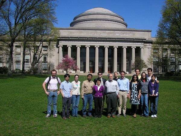 Học viện Công nghệ MIT danh giá tọa lạc tại Boston.