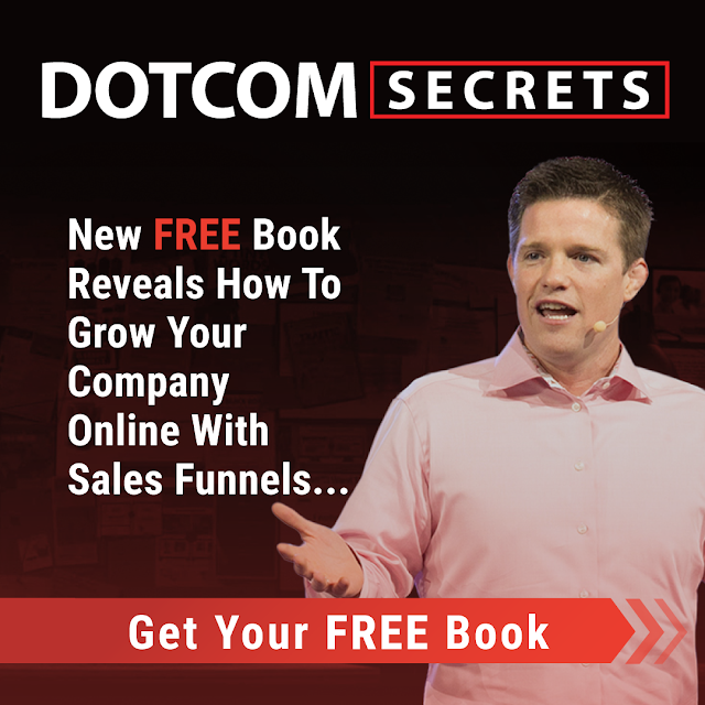 Dotcom secrets; Strating a new business; Good books for starting an online bsuiness; Online marketing