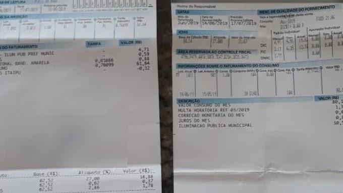 Enel é multada em R$ 3 milhões e terá de reembolsar clientes por conta duplicada