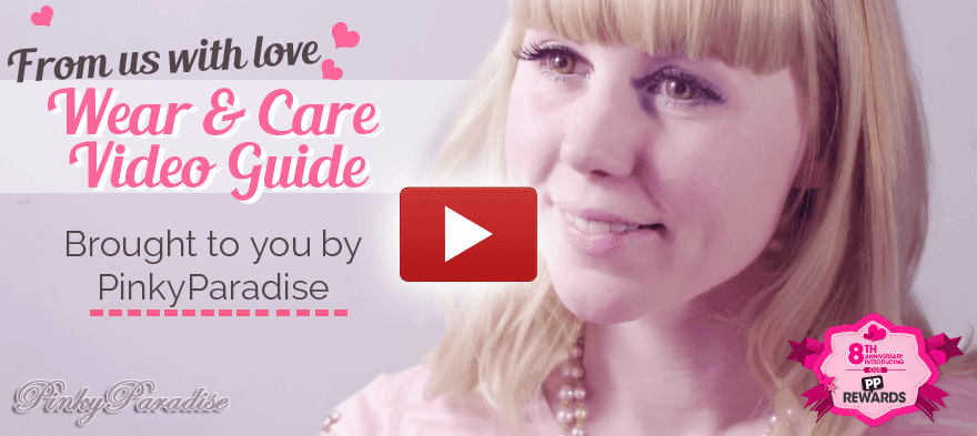 Circle Lenses Wear and Care Video Guide