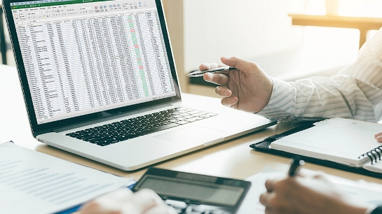 Accounting with Microsoft Excel 2019 Suite