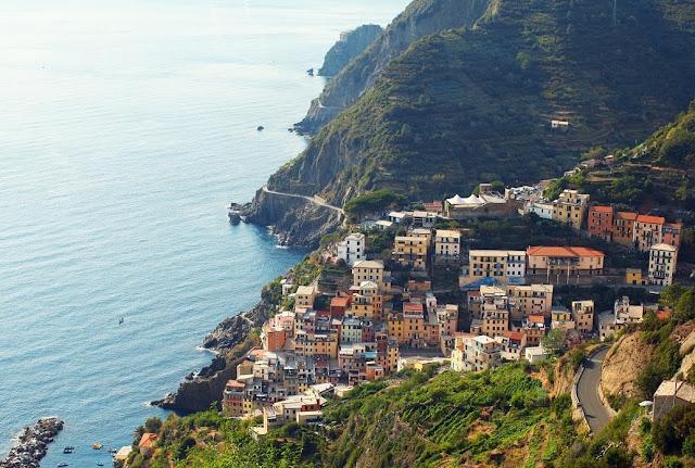 Maranola Cinque terre Italia