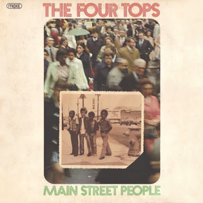 The Four Tops ‎– Main Street People (1973)