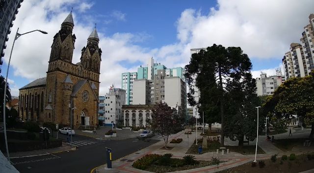 Catedral de  Lages ao vivo