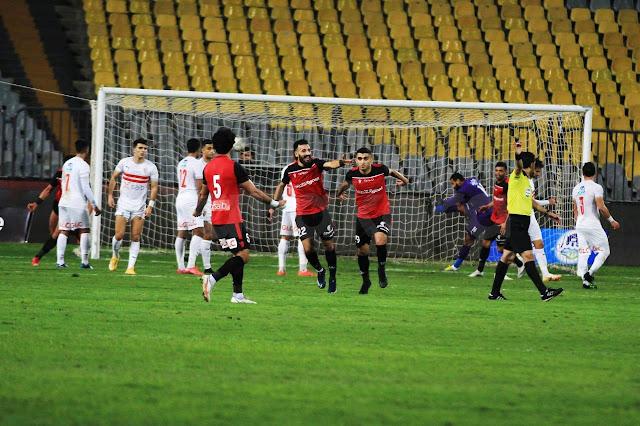 طلائع الجيش يطيح بالزمالك خارج كأس مصر ويصل للمباراة النهائية للمرة الأولى في تاريخ النادي