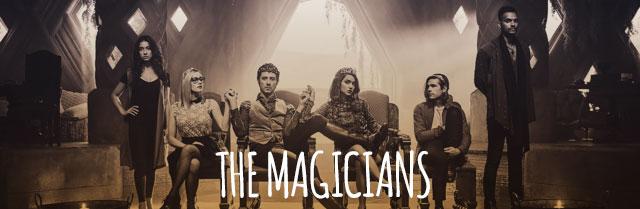 Series sobre bruxas magia