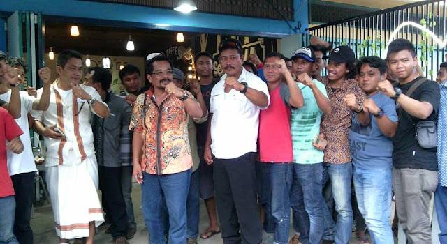 Fokus Sosialisasi, Putra Toraja Ini Siap Bertarung di Pilgub Sulsel 2018