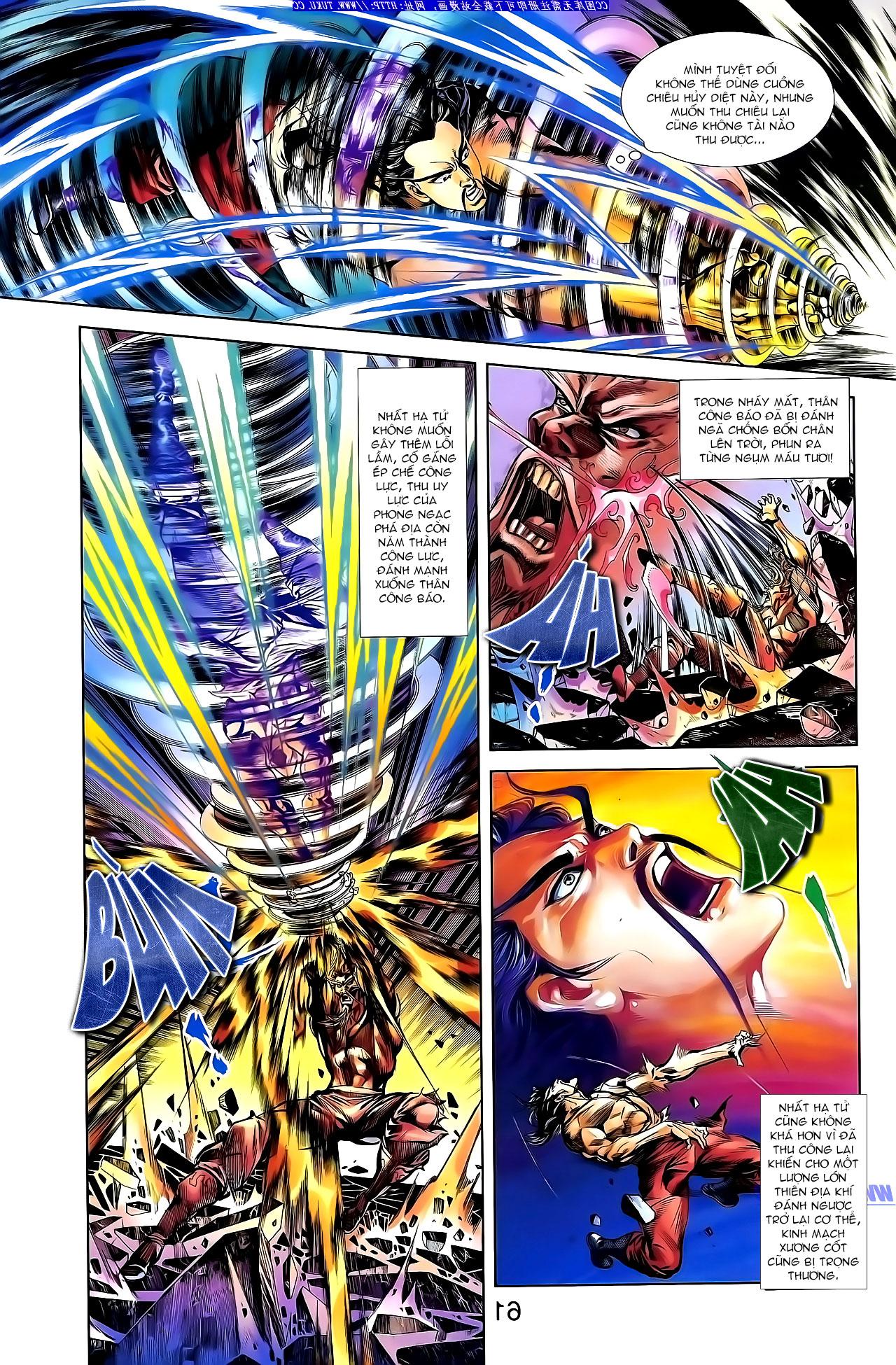Cơ Phát Khai Chu Bản chapter 141 trang 6