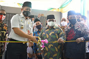 Grand Opening KIOS WarNU Digital Menghadirkan Wakil Walikota Jakarta Utara