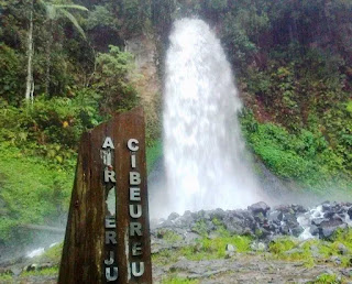 daftar lokasi air terjun atau curug