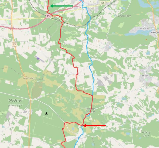 Hærvejen Hesselhus Camping - Vrads