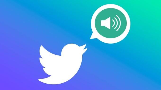 Tu Tuit, Tu voz. Twitter prepara incluir mensajes de voz en su plataforma ¿Cómo usarlo?