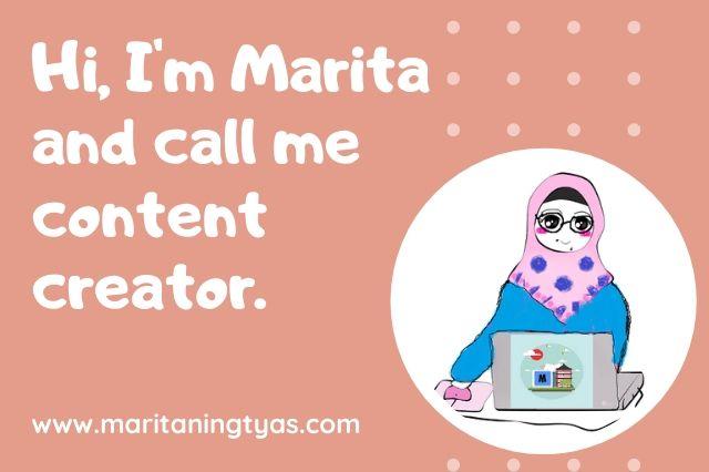 marita ningtyas content creator