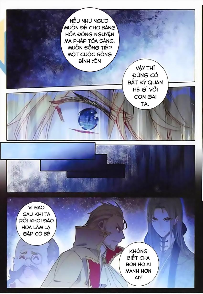 Băng Hỏa Ma Trù chap 61 - Trang 18