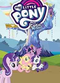 MLP My Little Pony: The Cutie Map Comics