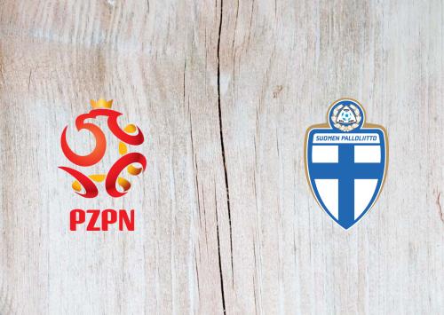 Poland vs Finland -Highlights 07 October 2020