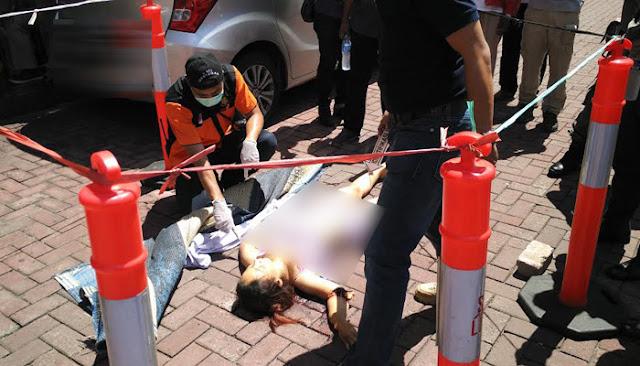 Pekerja Kaburan Indonesia Tewas Setelah Melompat Dari Lantai 3 Setelah Mencoba Kabur Dari Petugas Imigrasi