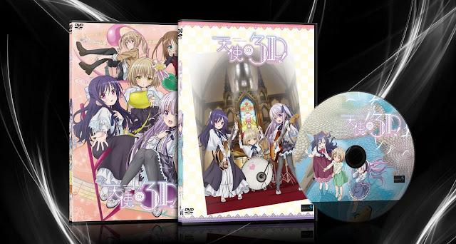 Tenshi no 3P! | Cover DVD | MEGA |