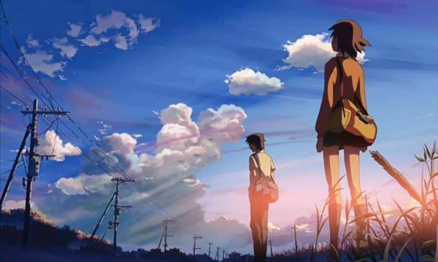 Best Sad Romantic Anime Movies Best Anime Romance Movies To