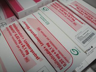 Atrasos de 2 horas na toma da pílula anticoncepcional