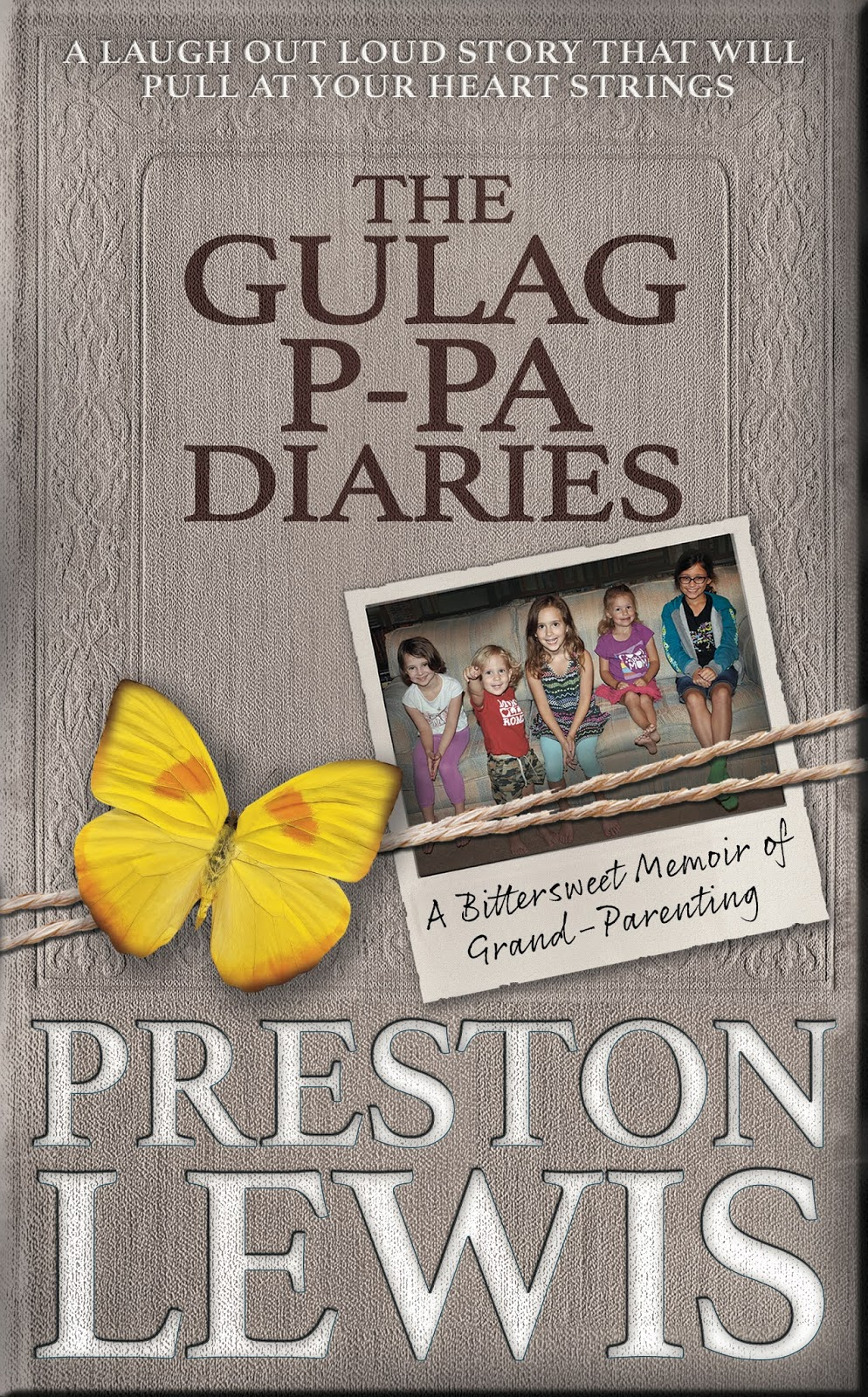 The Gulag P-Pa Diaries book cover