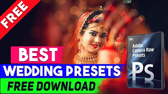Free Download - TOP Wedding Presets Pack by Shazim Creations