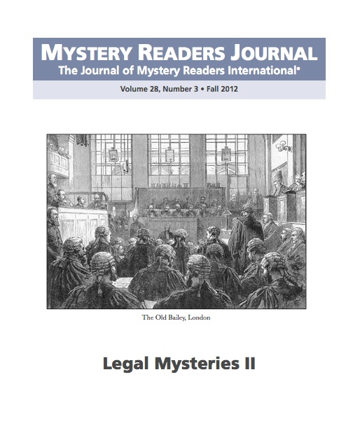 Mystery Reader: Mystery Fanfare: Legal Mysteries II: Mystery Readers Journal