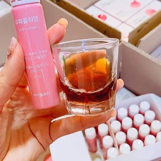 Nên sử dụng nước uống VB Vital Beautie Super Collagen mỗi ngày