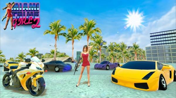Miami Crime Girl 2 Mod Apk