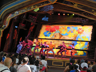 Lilo and Stitch Scene Mickey and the Magical Map Disneyland