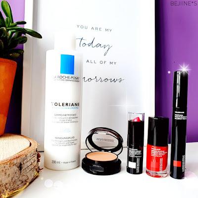 Bejiines soin et maquillage Toleriane de La Roche-Posay