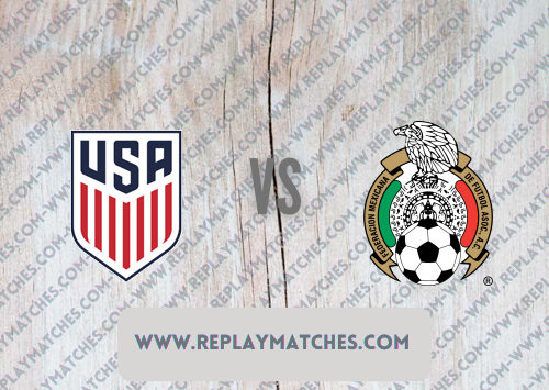 United States vs Mexico -Highlights 02 August 2021