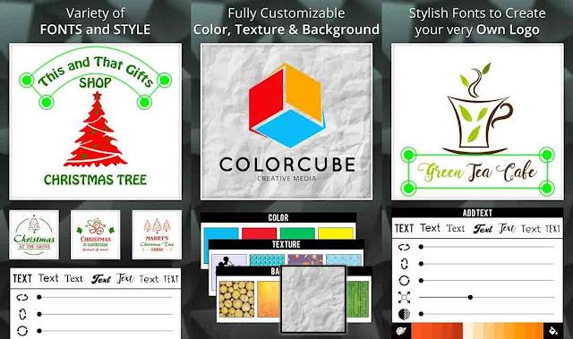 logo maker pembuat logo keren abis simple