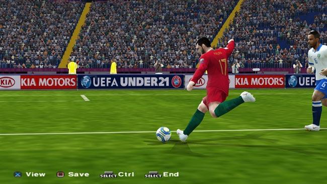PES 6 Firebird EURO 2020 and U21 Patch