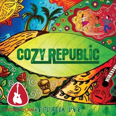 Lirik dan Chord Kunci Gitar Bidadari Manisku - Cozy Republic