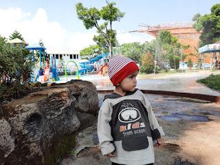 rekomendasi santasea waterpark