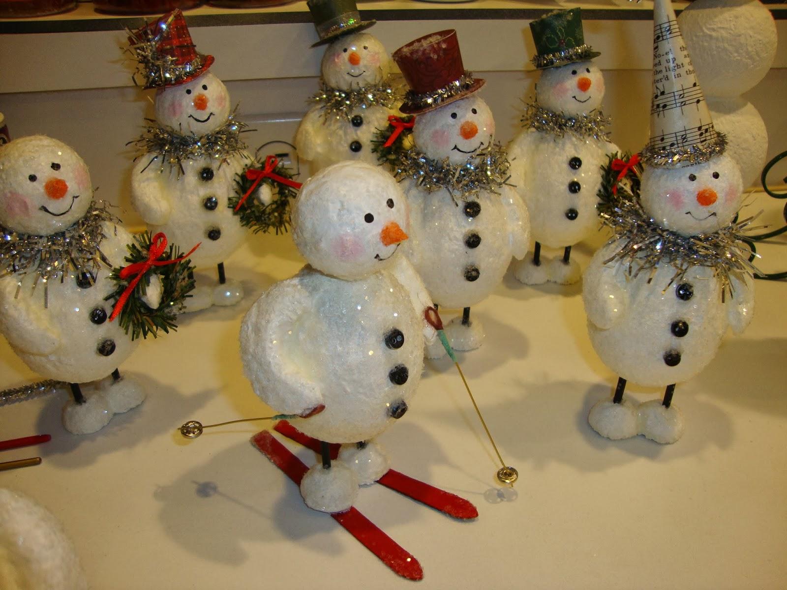 Shabby Tea Party A Christmas Craft Show
