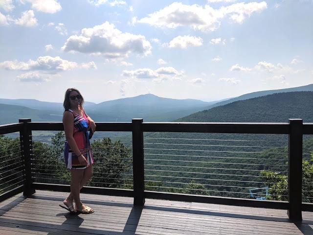 Hunter Mountain Scenic Chair Ride