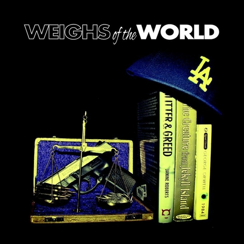 """Download """"Weighs of the World"""" mixtape by Bigg Bump"""