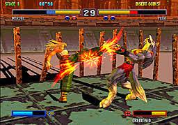 Game Blody Roar2