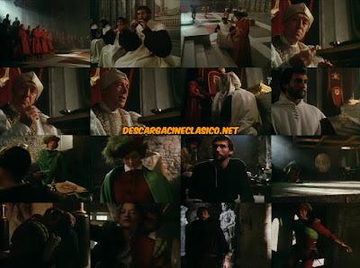 Cellini, una vida violenta (1990) Una vita scellerata - Descargar - Capturas