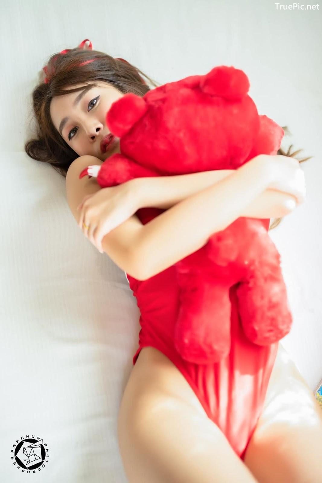 Image-Thailand-Sexy-Model-Suneta-Ngachalvy-Concept-Gloomy-Bear-TruePic.net- Picture-6
